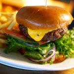 Låven - burger (200 gr.)